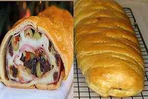 Masa especial para panes y pasteles