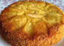 Torta de zanahorias 1