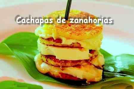 Ricas Cachapas de Zanahorias ¡En 5 Minutos!