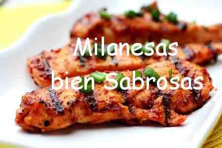 Milanesas de Pavo o Pollo  ¡Delicioso y Nutritivo!