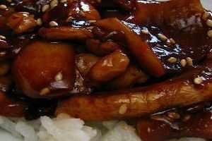 Como hacer la carne en salsa teriyaki en casa