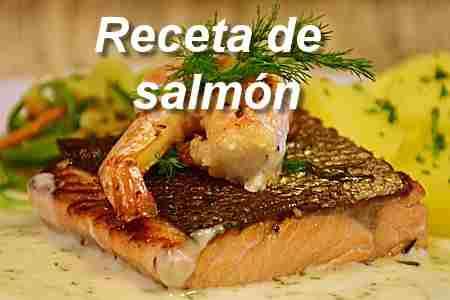 Receta de salmón dulce y delicioso