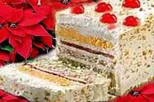 Como hacer Sandwichón  para navidad