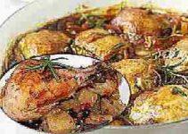 Pollo de bajas calorías 4