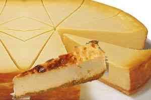 torta de queso favorita