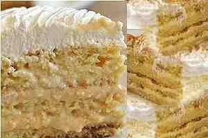 torta tres leches venezolana