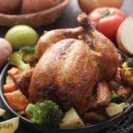 Pollo a la cebolla
