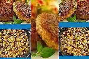 Recetas de carve o carne de soya