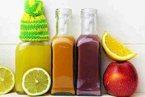recetas con batidora zumos jugos