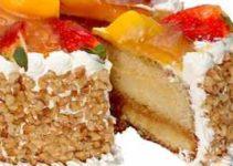 Torta pastel María Fernanda 1