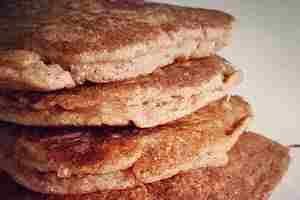 panquecas de cambur sin harina