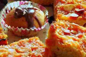 Torta pastel de auyama tipo quesillo