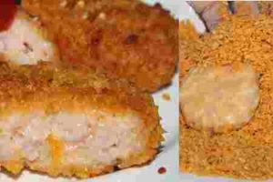 Nuggets de pollo receta