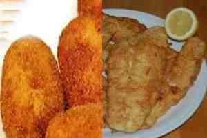 Filetes de ocumo con sabor a pescado