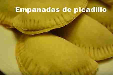 Cómo hacer Empanada criolla y picadillo llanero