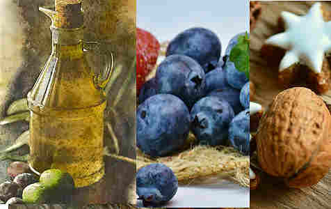 Comidas para desinflamar el cuerpo