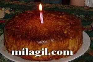 Ponqué criollo – Receta de torta