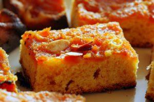 torta pastel de calabaza tipo quesillo