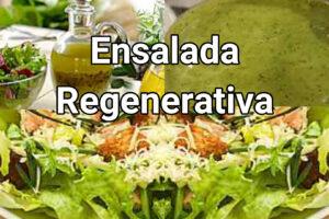 ensalada regenerativa