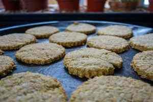 Galletas de ALMENDRAS 【Cocina Fácil】