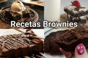 Recetas Brownies