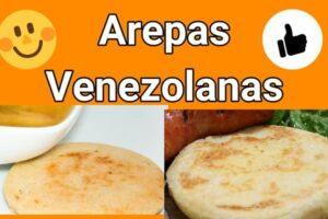 arepas venezolanas